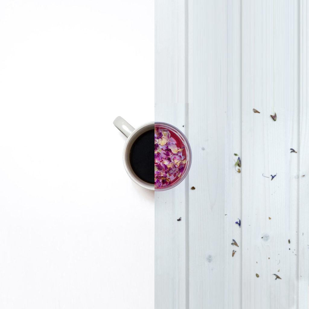 caffè/tisana ENERGIA/TRANQUILLITA'