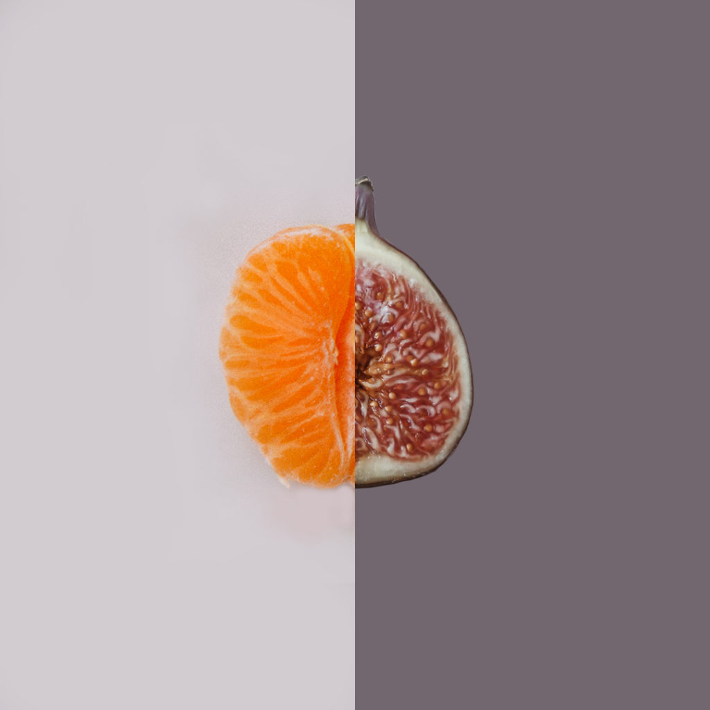 mandarino/fico ASPRO/DOLCE